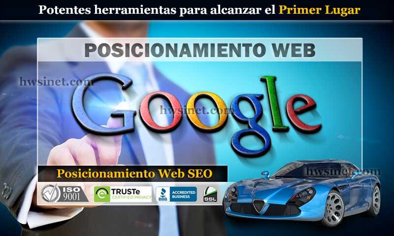 posicionamiento en google
