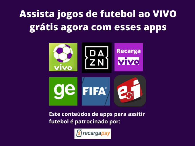 Assista jogos de futebol ao vivo gratis
