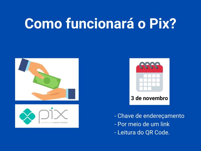 Saiba como funcionará o que é PIX?