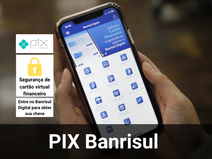 pix Banco Central Pix Banrisul
