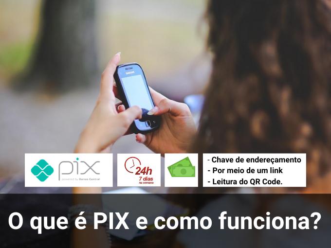 O que é e como funciona Pix banco central integração?