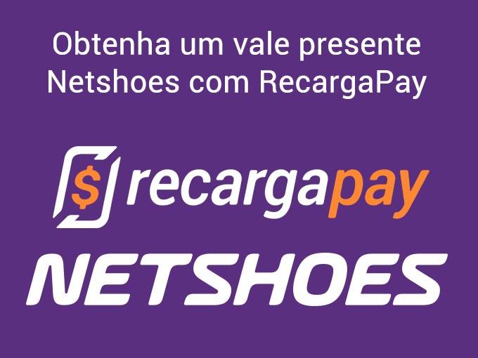 Obtenha vales presente de Netshoes