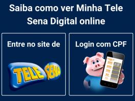 Saiba como ver Minha Tele Sena Digital online