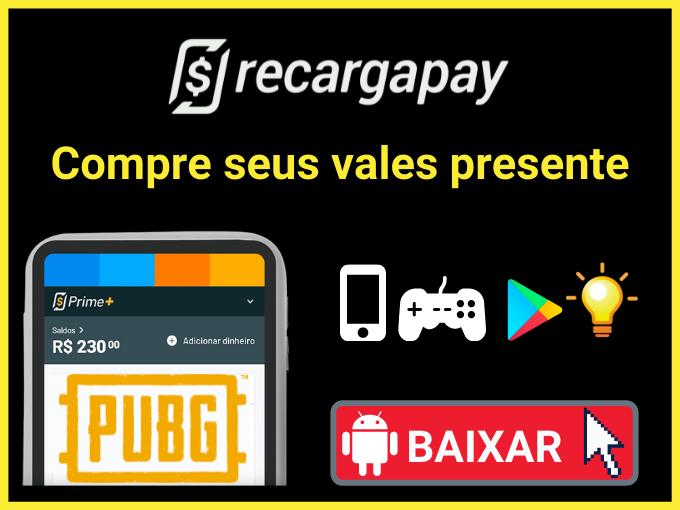 Baixe RecargaPay app